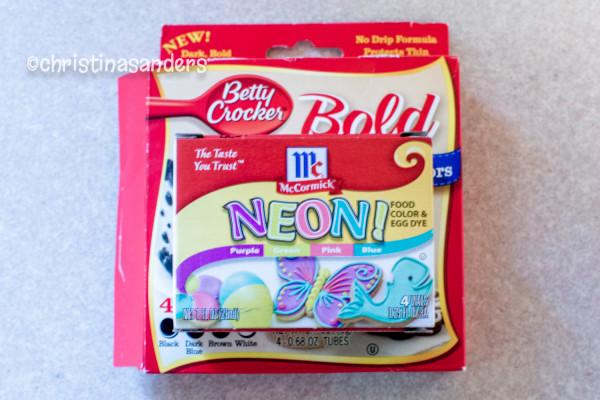 Ingredients gel food coloring let forumfinder Images